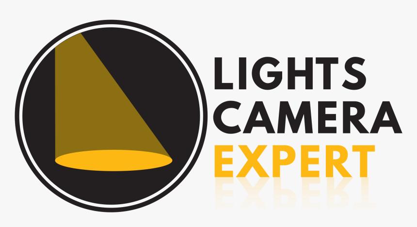 Lights Camera Expert - Camera Light Logo Png, Transparent Png, Free Download