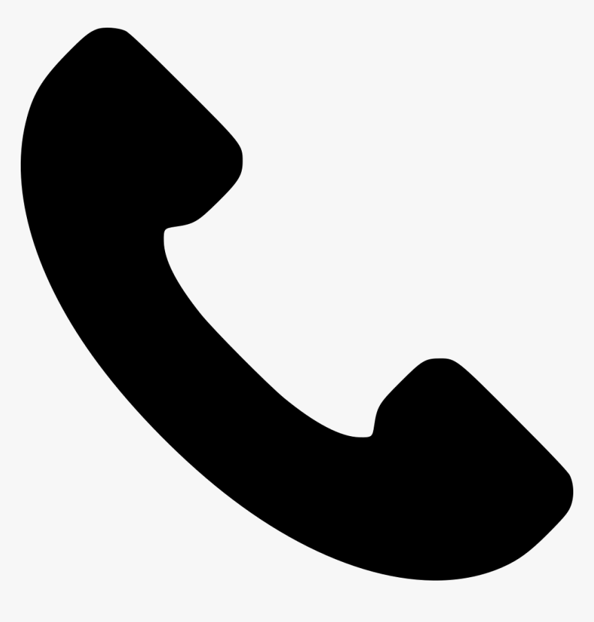 Phone Handle - Telephone Icon Vector Free, HD Png Download, Free Download