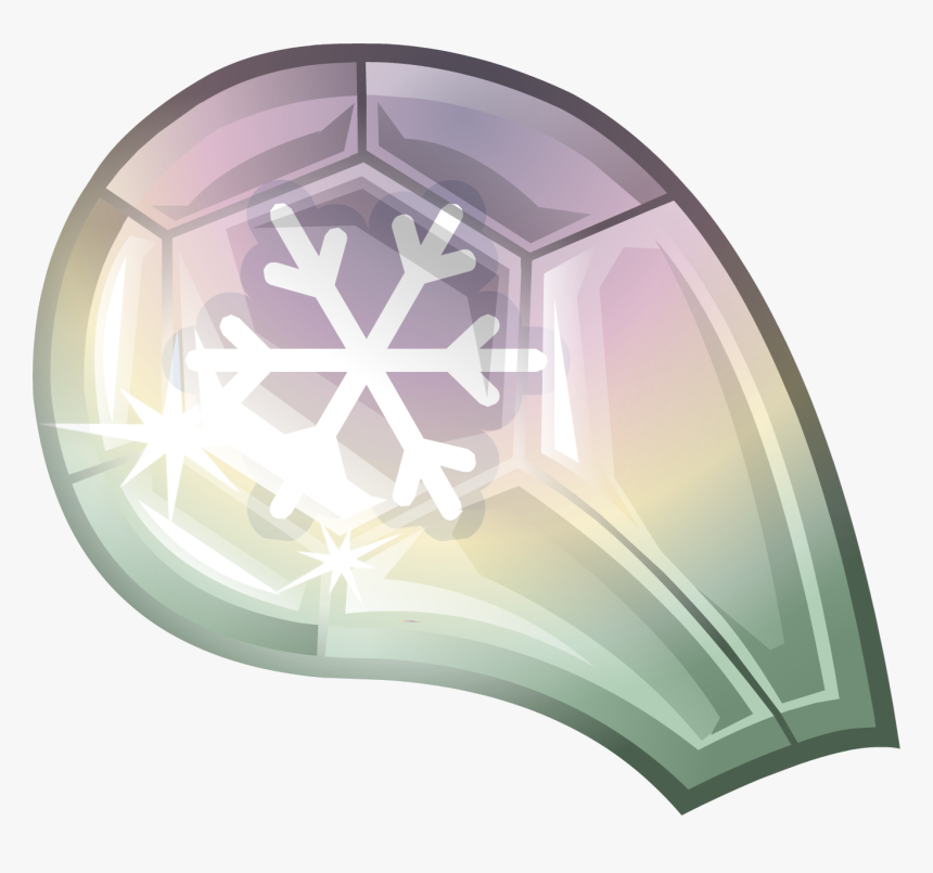 Transparent Amulet Clipart - Club Penguin Shadow Gem, HD Png Download, Free Download