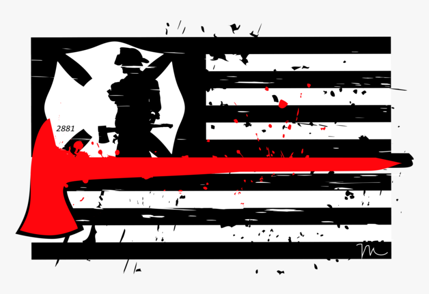 Noone Thin Red Line V6 - Poster, HD Png Download, Free Download