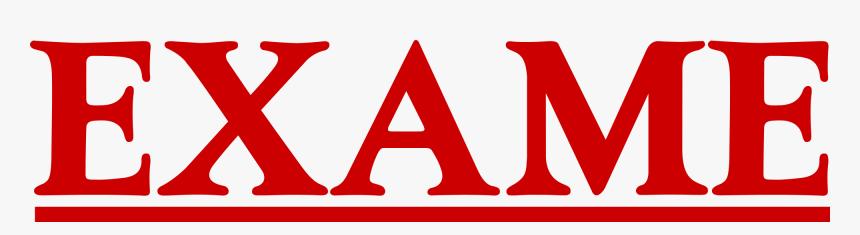 Transparent Retangulo Png - Exame Com Logo Png, Png Download, Free Download