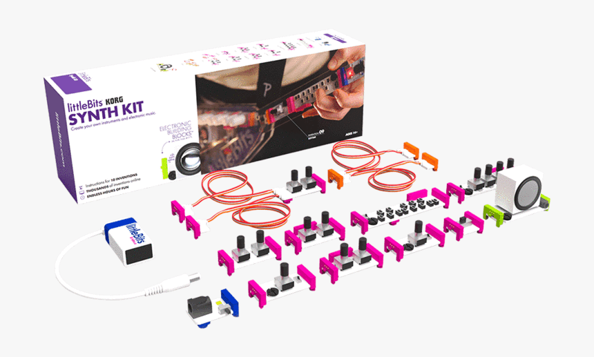 Littlebits Synth Kit, HD Png Download, Free Download