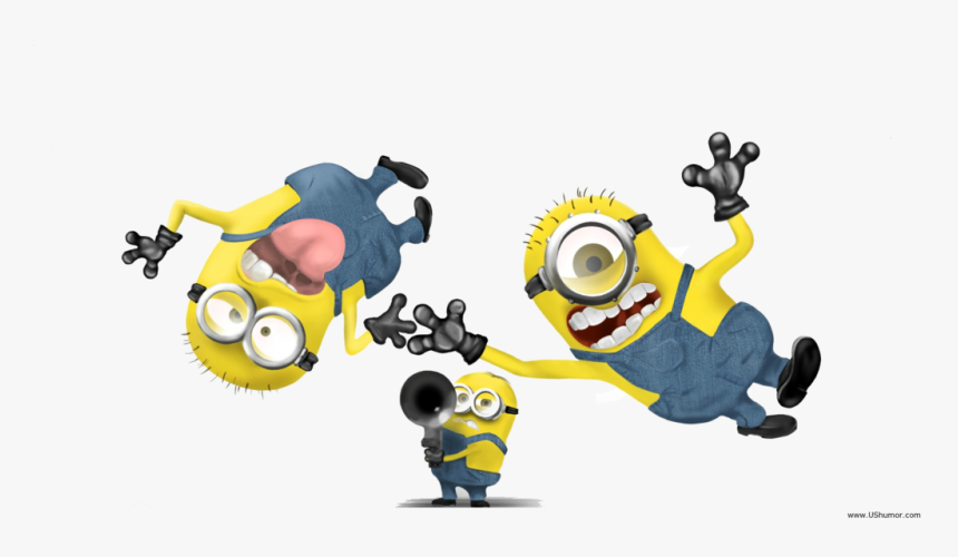 Transparent Girl Minion Png - Minions Wallpaper Download, Png Download, Free Download