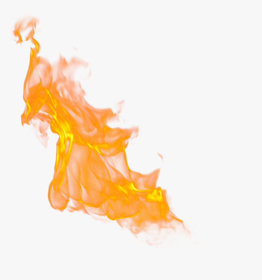 Hot Fire Flame Png Image - Fire Effect No Background, Transparent Png, Free Download