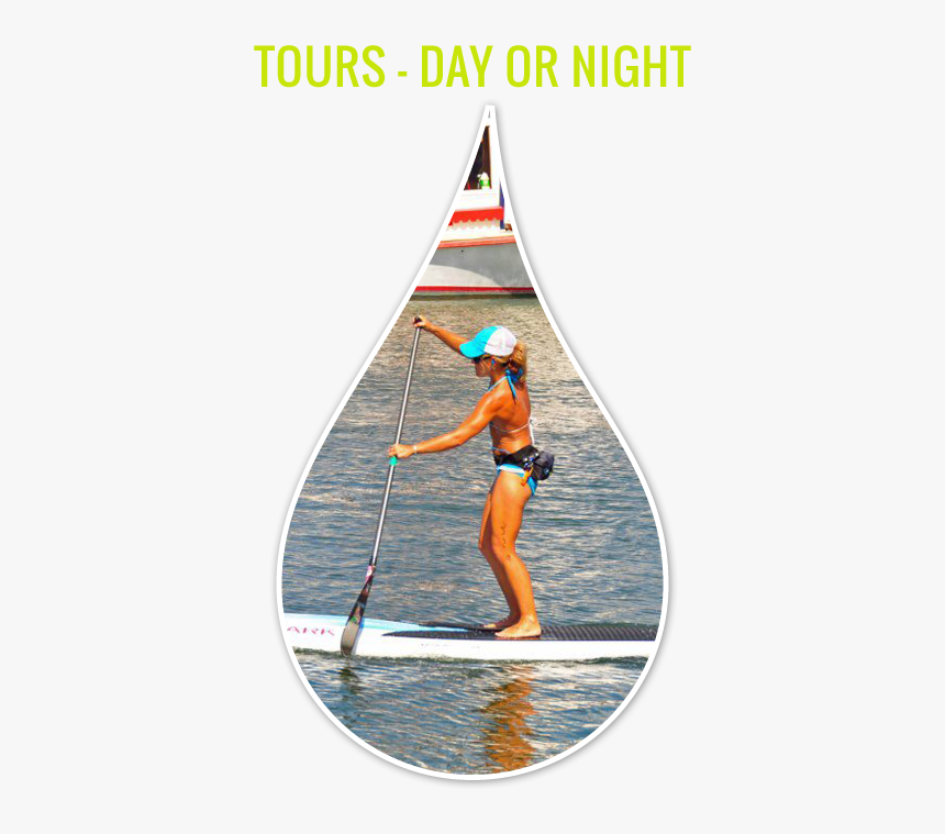 Stand Up Paddle Surfing, HD Png Download, Free Download