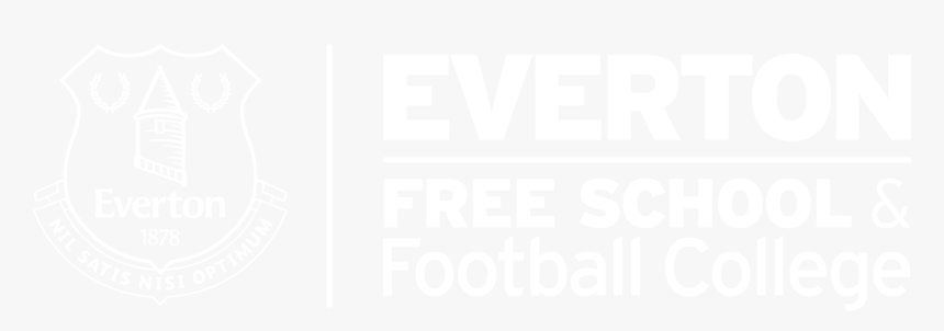 Transparent Everton Logo Png Everton Free School And Football College Png Download Kindpng