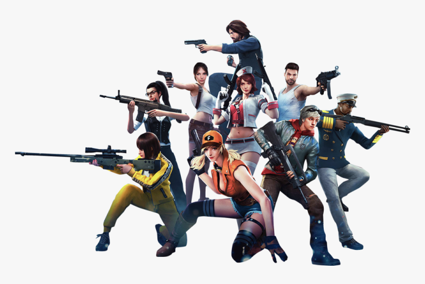 Png De Free Fire, Transparent Png, Free Download