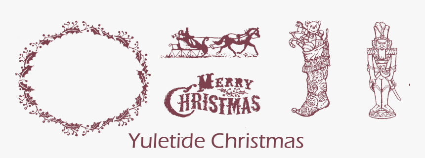 Transparent Christmas Card Border Png - Christmas Cards, Png Download, Free Download