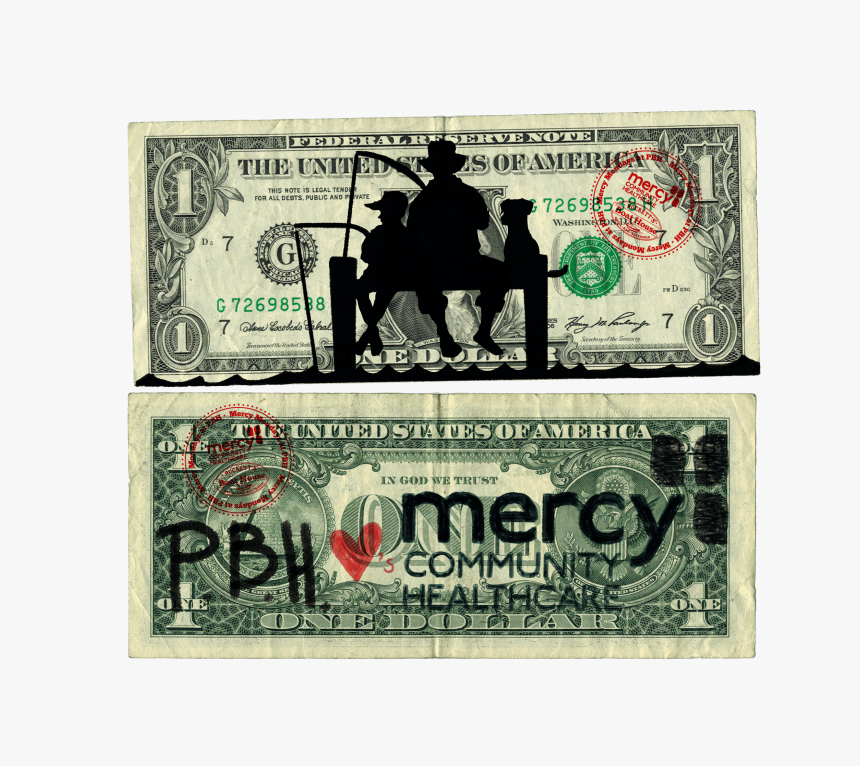 1 Us Dollar , Png Download - Cannabis 1 8 Oz, Transparent Png, Free Download
