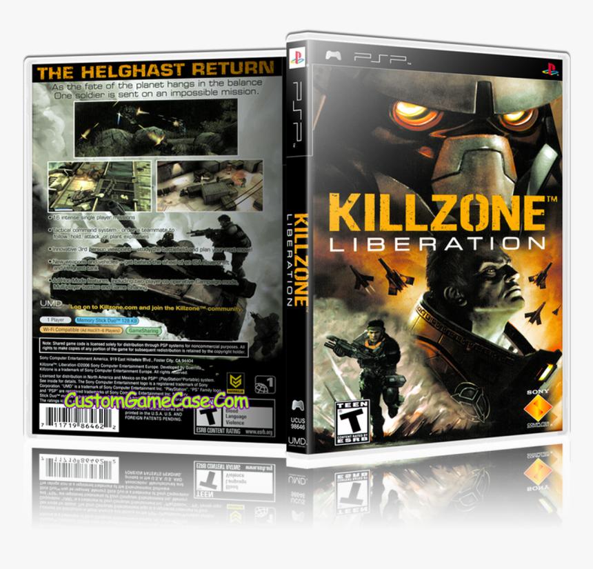 Sony Playstation Portable Psp Killzone Liberation Psp Iso Hd