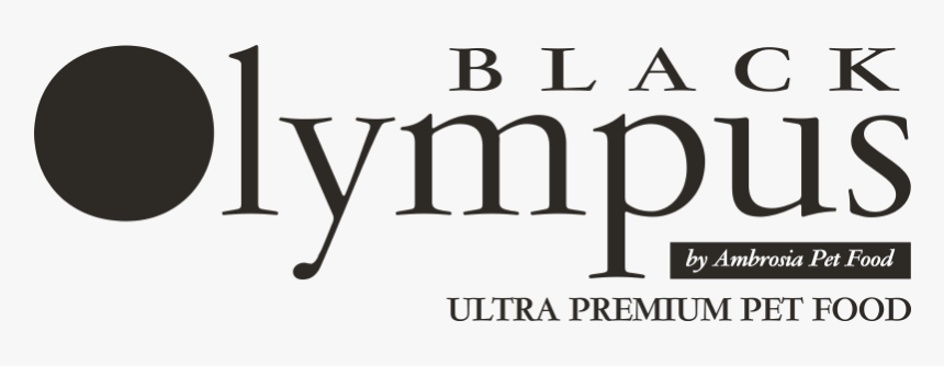 Black Olympus Dog Food, HD Png Download, Free Download