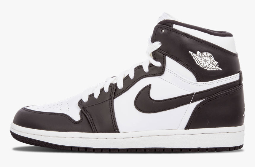 Nike Air Jordan 1 Retro High Black, HD