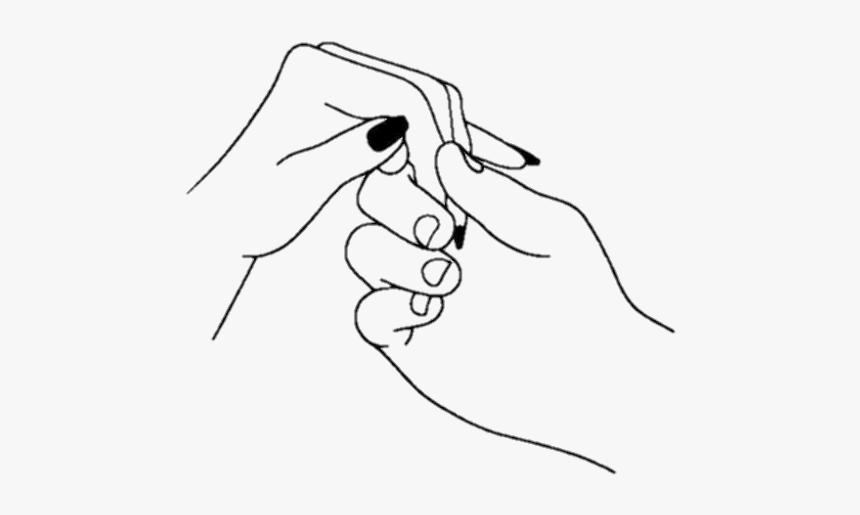 la rencontre | camille 404-4042276_tumblr-hand-love-blackandwhite-sketch-hd-png-download