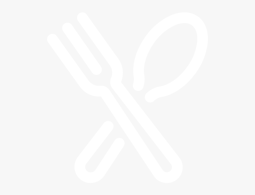 White Food Symbol Png Transparent Png Food Icon Png White Png Download Kindpng