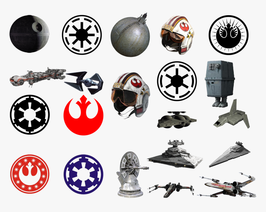 Thumb Image - Star Wars Icon For Mac, HD Png Download, Free Download