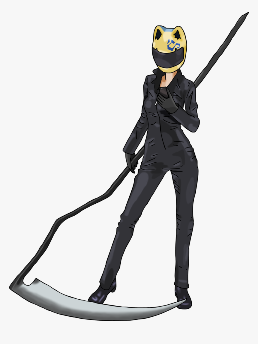 Celty Sturluson From Durarara, HD Png Download, Free Download