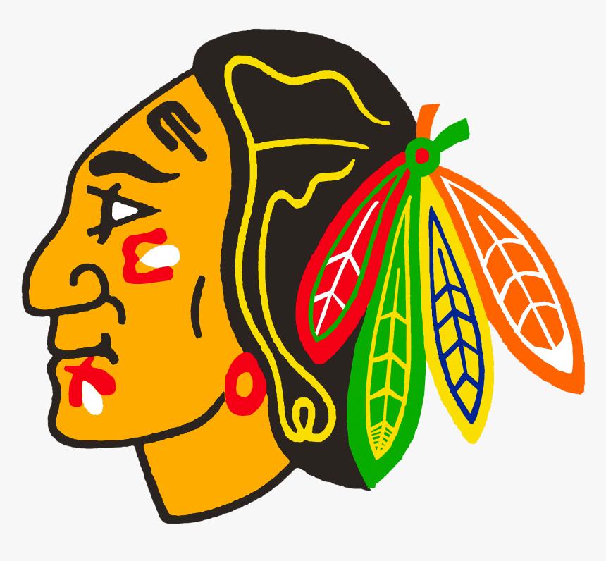 Chicago Blackhawks Logo Transparent, HD Png Download, Free Download