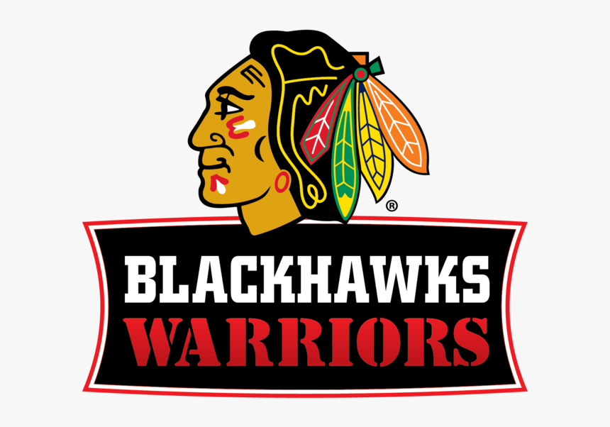 Chicago Blackhawks Warriors, HD Png Download, Free Download