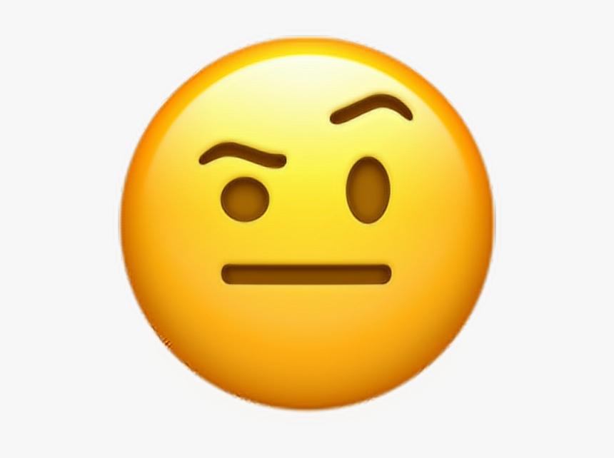 Transparent Teacher Emoji Png - Upside Down Smile Emoji, Png Download, Free Download