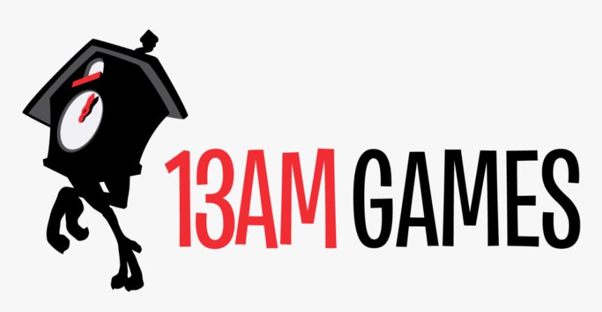 13amgameslogo Horiz Rgb - Bangladesh Denim Expo Logo Png, Transparent Png, Free Download