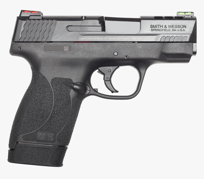 S&w M&p Shield 9mm Performance Center, HD Png Download, Free Download