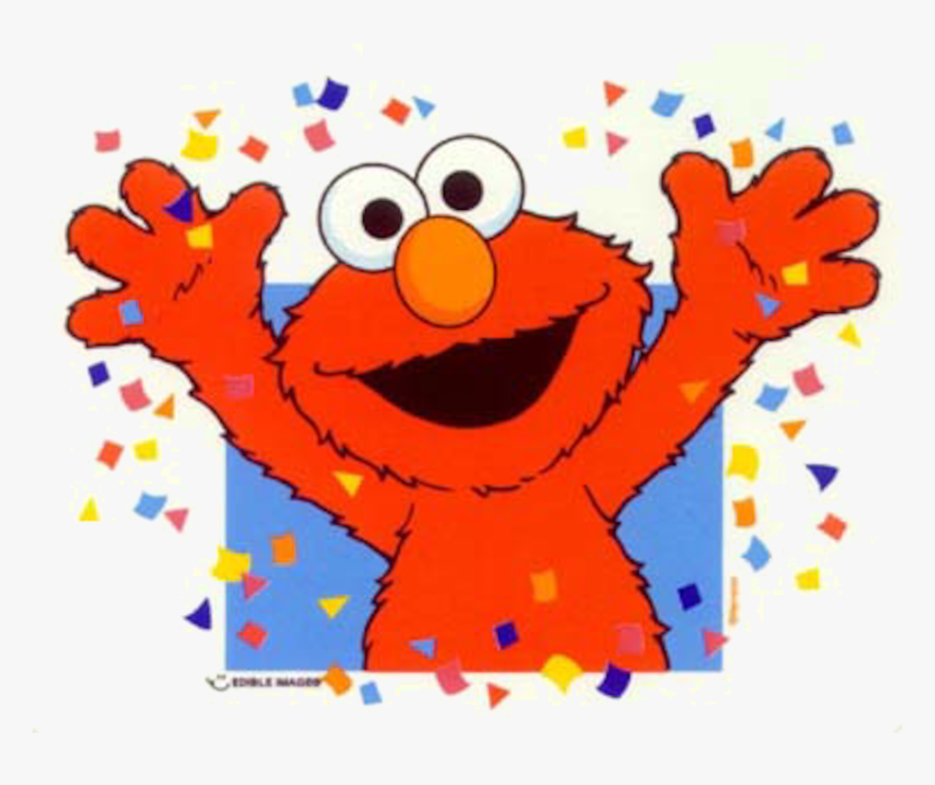 Elmo Images About Clipart On Birthday Transparent Png - Happy 2nd Birthday Elmo, Png Download, Free Download