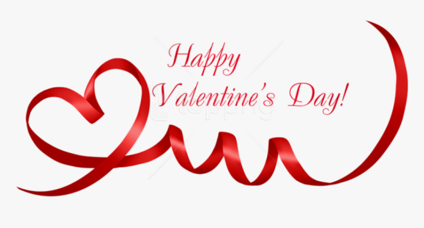 Transparent Valentine Png - Transparent Background Happy Valentines Day Png, Png Download, Free Download