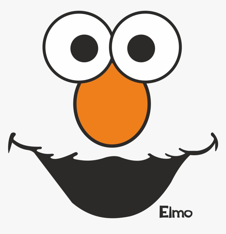Sesame Street S Showroom Clipart Sesame Street Elmo Face