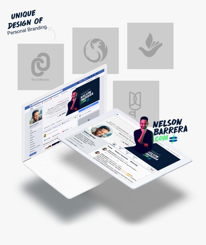 Personal Branding Eng - Online Advertising, HD Png Download, Free Download