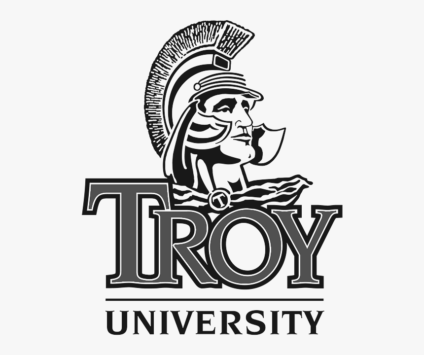 Troy College Bands - Transparent Troy University Png, Png Download, Free Download