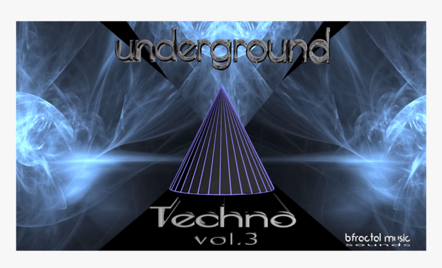 Underground Techno Vol, HD Png Download, Free Download