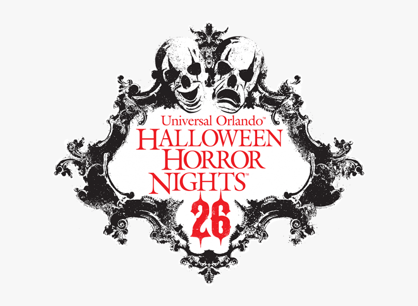 Halloween Horror Nights Png, Transparent Png, Free Download