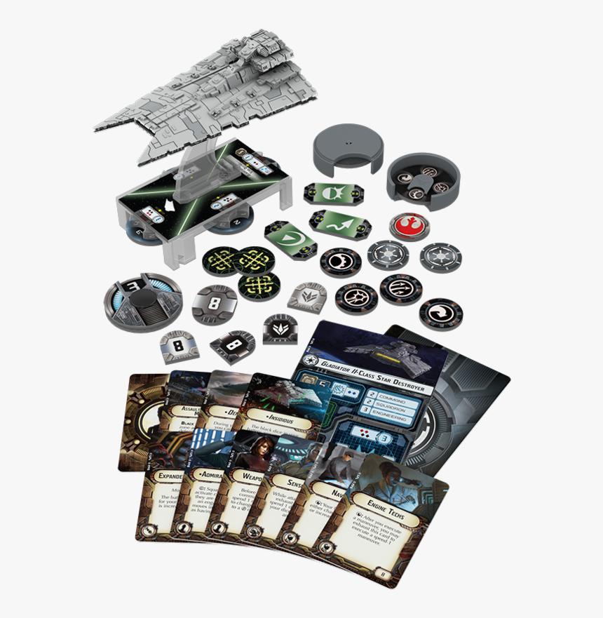 Star Wars Armada Gladiator Class, HD Png Download, Free Download