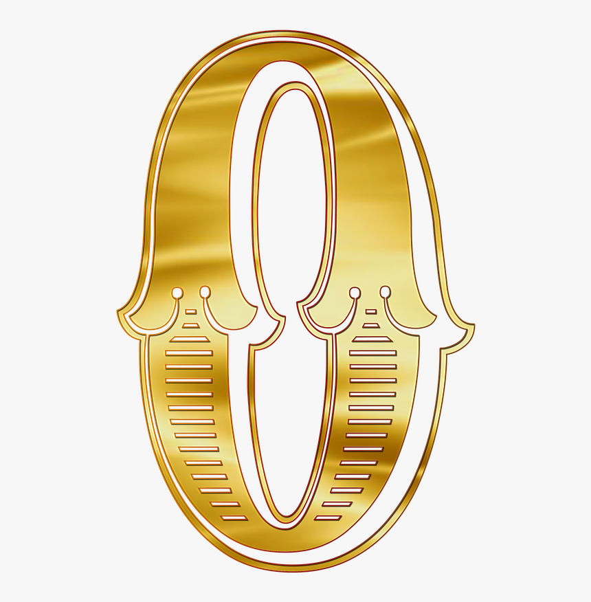 The Number Of Figure Zero Free Photo - 18 Anos Dourado Png, Transparent Png, Free Download