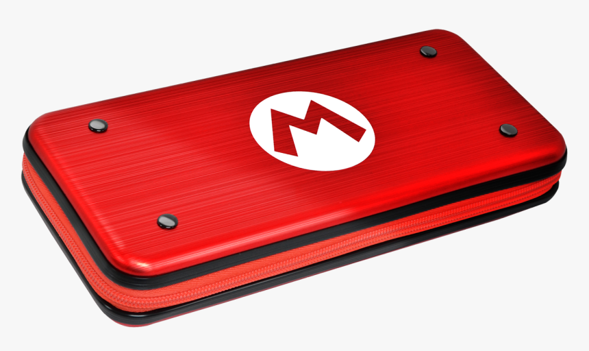 Alumi Case For Nintendo Switch - Mario Nintendo Switch Case, HD Png Download, Free Download