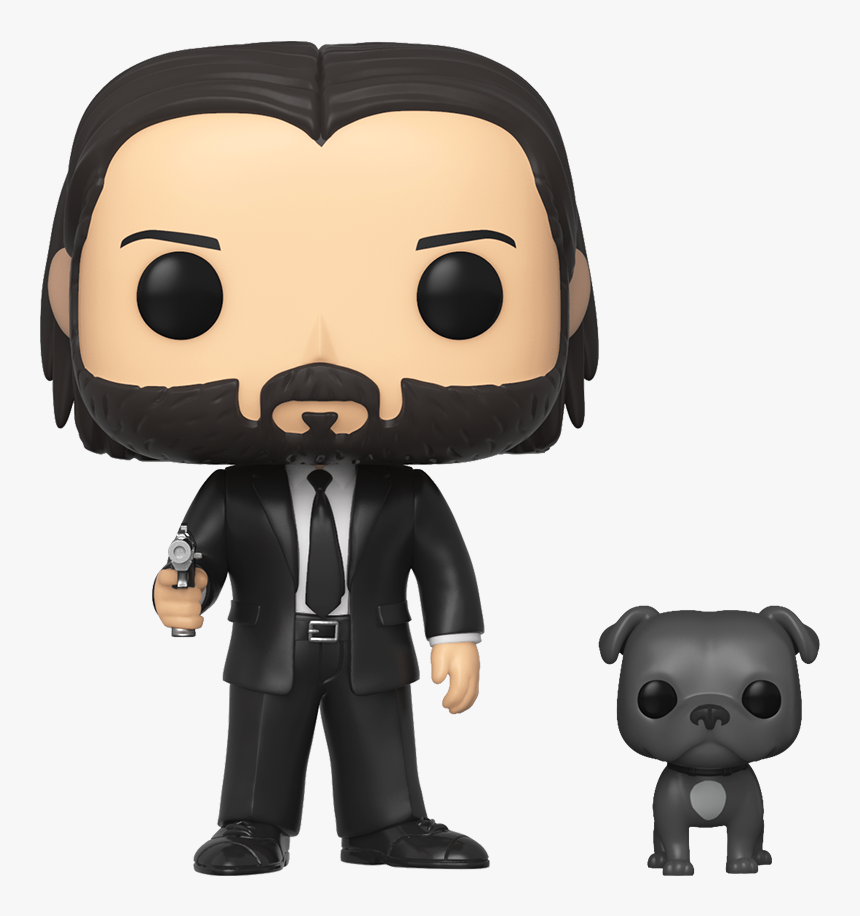 Funko Pop John Wick, HD Png Download, Free Download