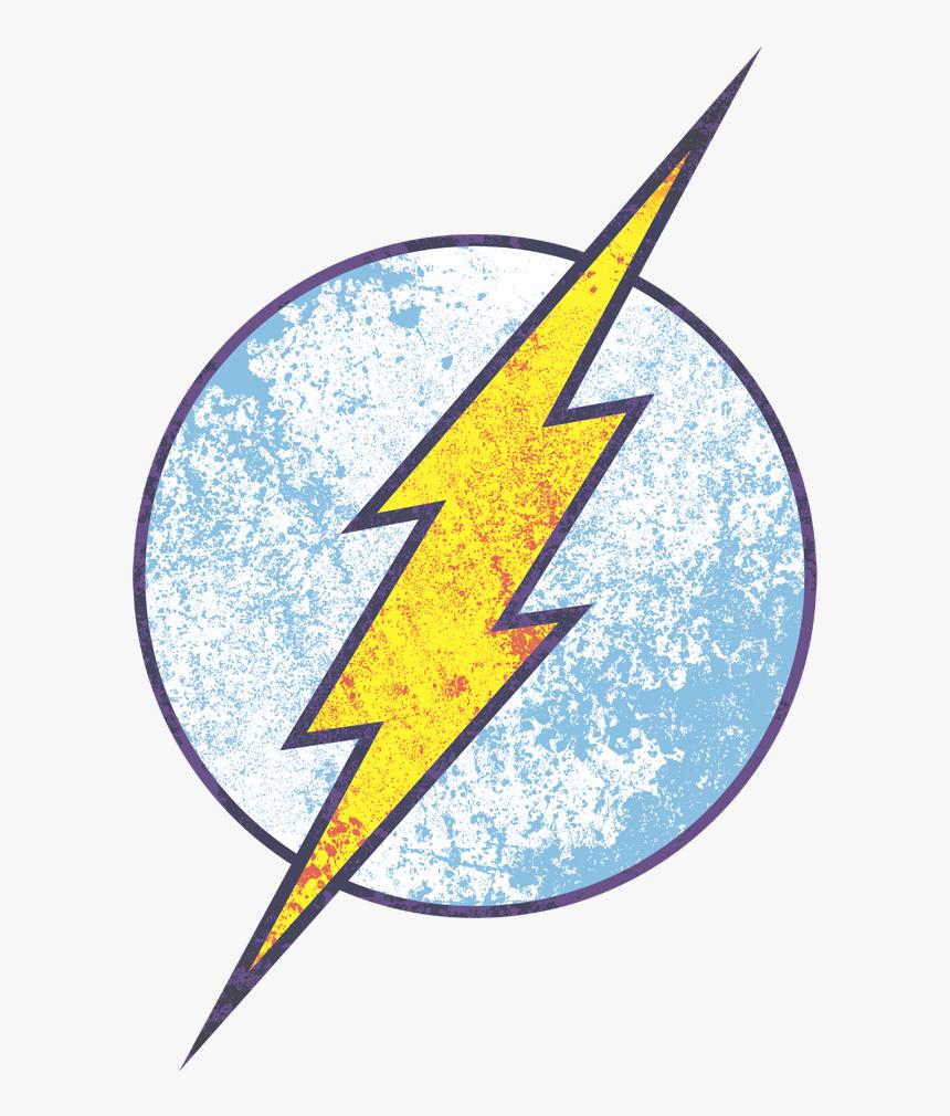 Flash Dc Comics Logo, HD Png Download, Free Download