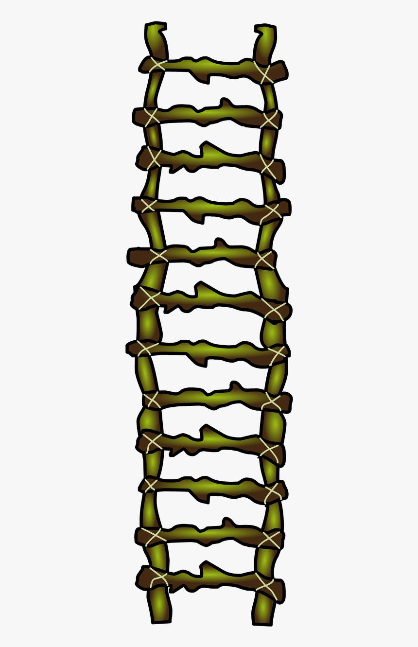 Wooden Ladder Png, Transparent Png, Free Download