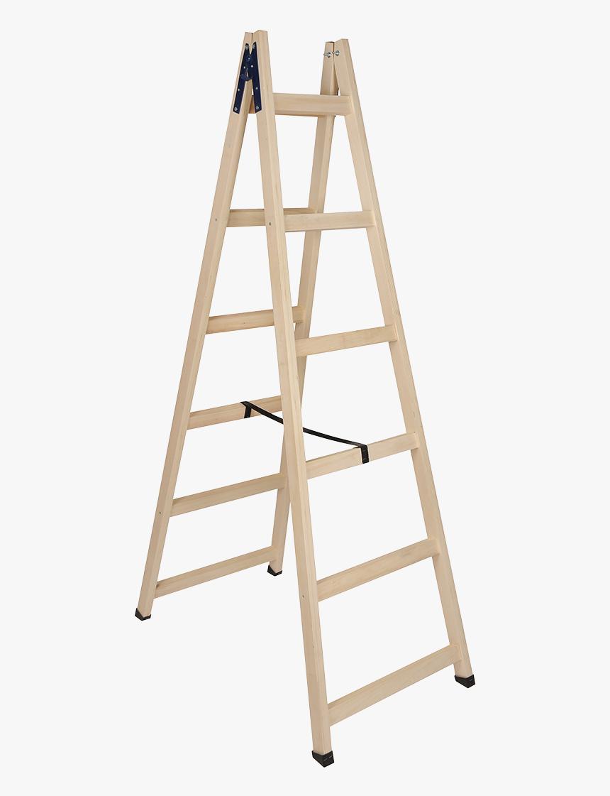 Wood A Frame Ladder Uk, HD Png Download, Free Download