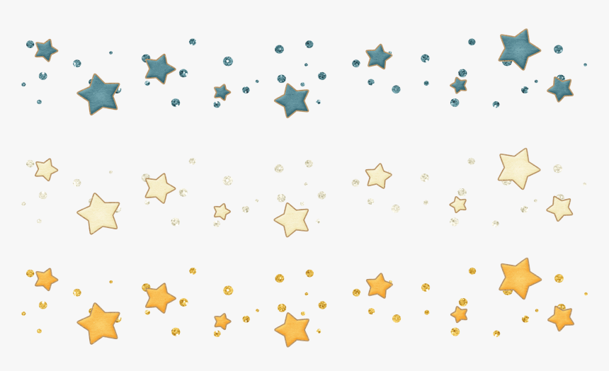Stars Png - Transparent Background Blue Stars Png, Png Download, Free Download