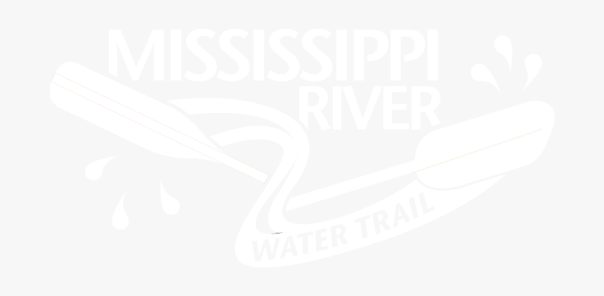 Mississippi River Water Trail - Illustration, HD Png Download, Free Download