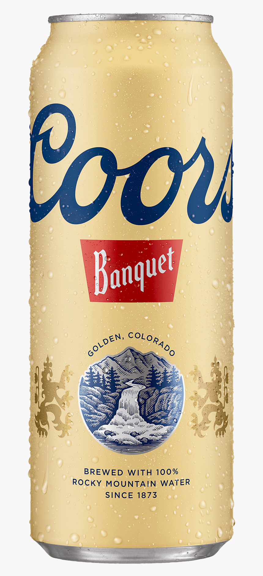 Coors Banquet 24 Oz Can, HD Png Download, Free Download