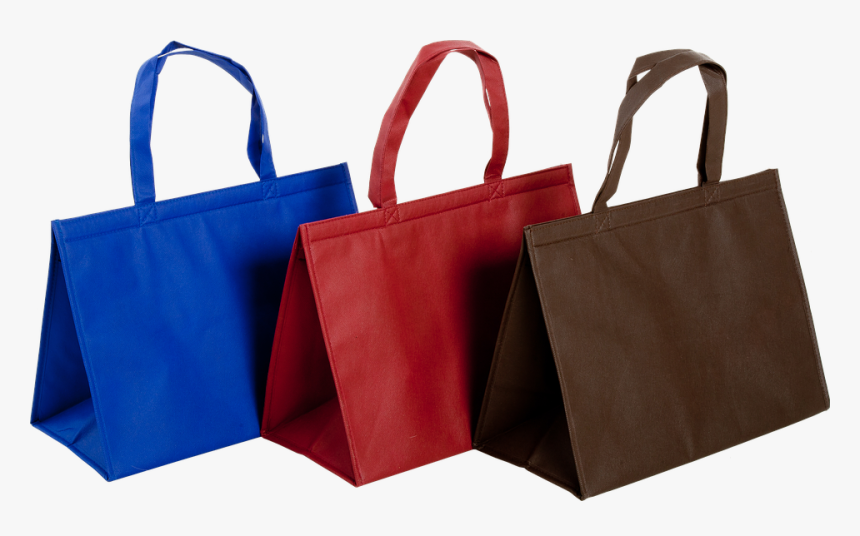 Bag, Cooler, Non-woven - Non Woven Cooler Bags, HD Png Download, Free Download