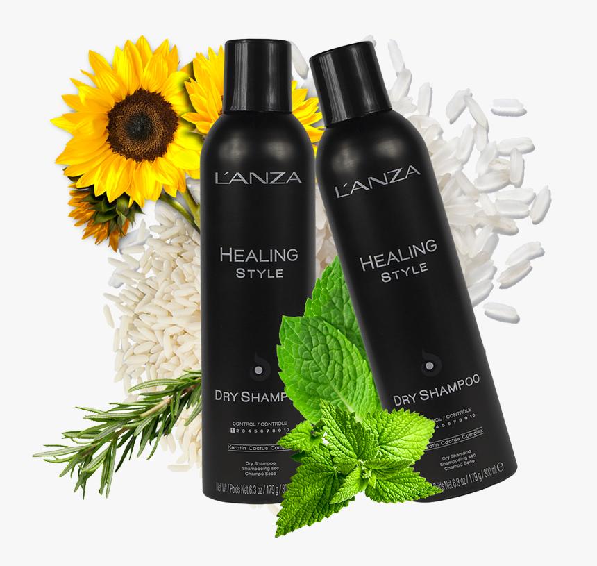 Lanza Dry Shampoo, HD Png Download, Free Download