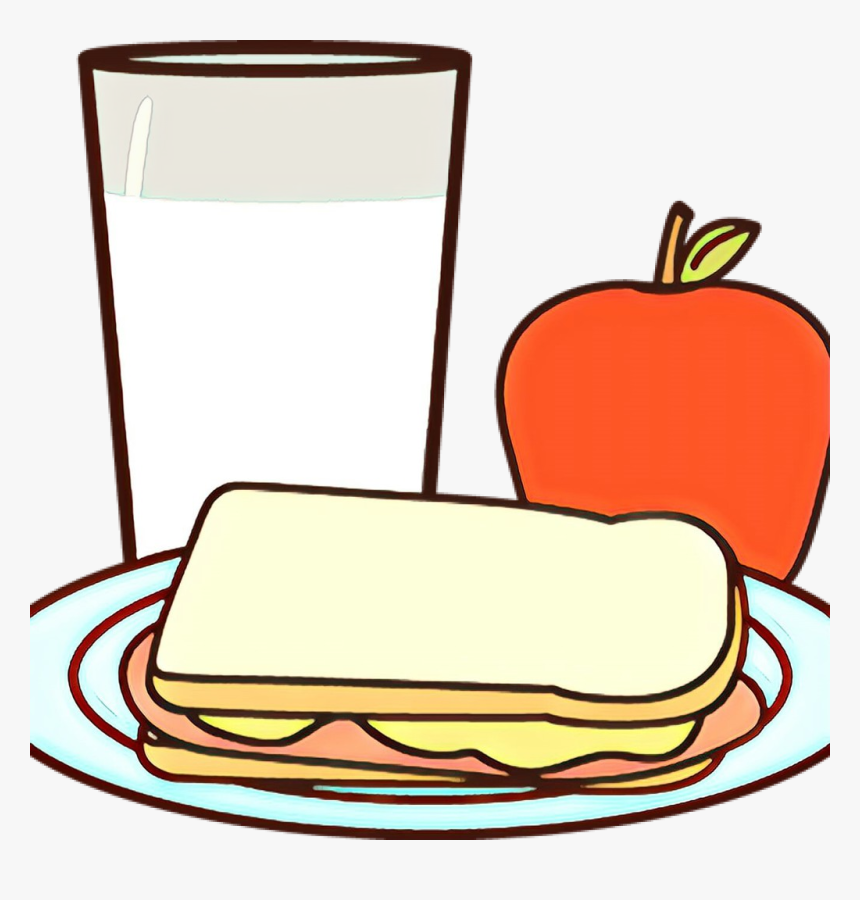Clip Art Portable Network Graphics Transparency Lunch - Cartoon ...