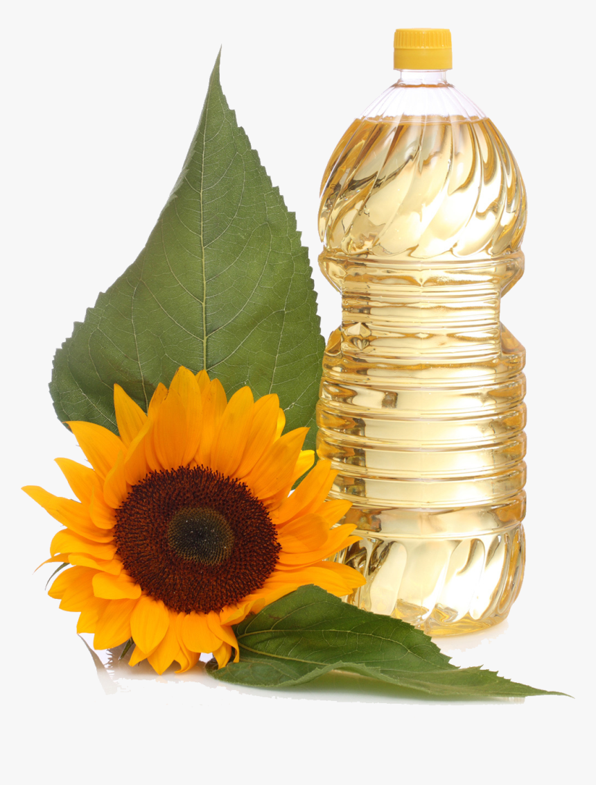 Sunflower Oil Free Png Image - Sunflower Oil Photo Png, Transparent Png, Free Download