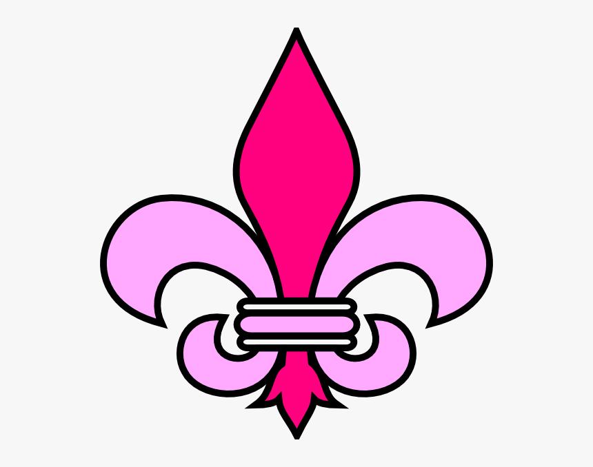 Transparent Fleur De Lis Border Png - Flor De Lis Jpg, Png Download, Free Download