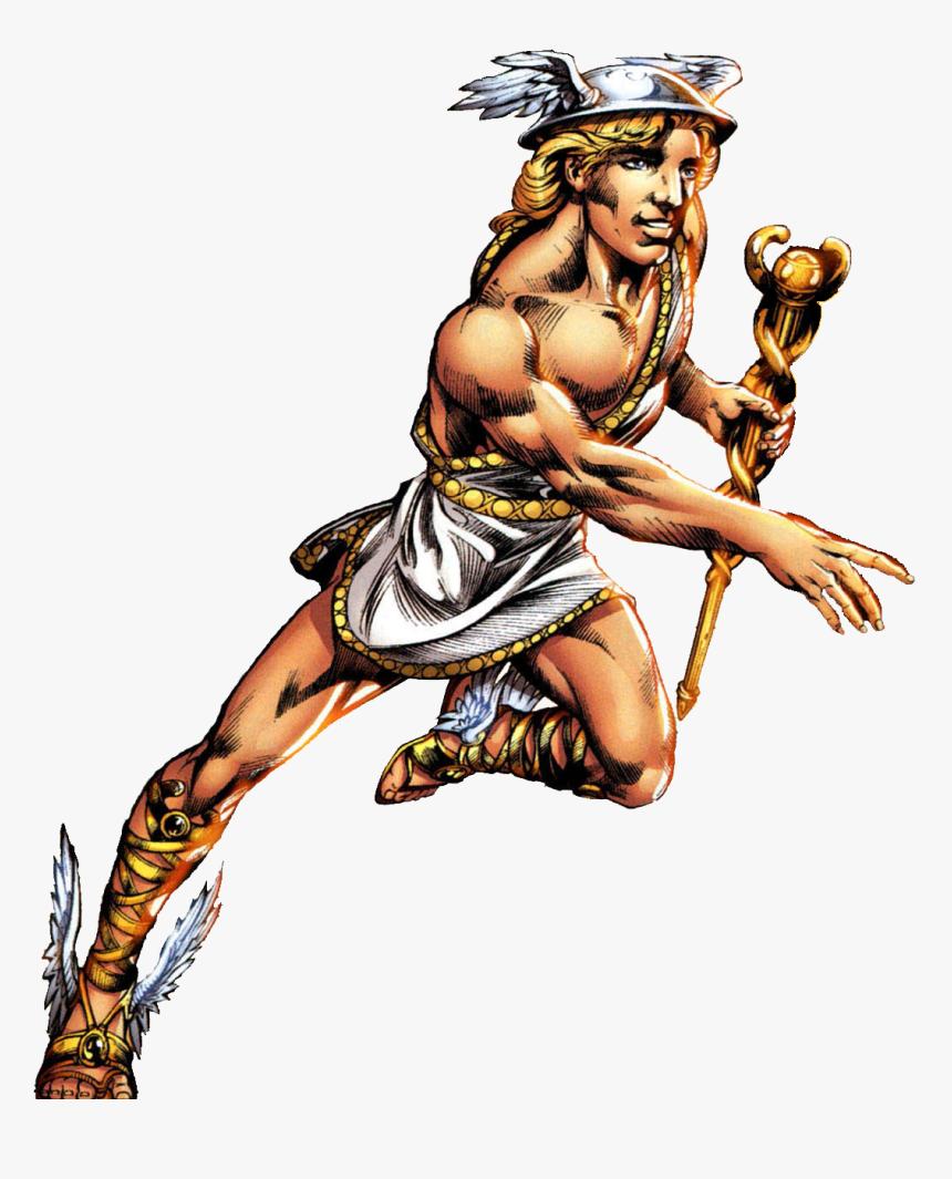 Roman Gods Png - Greek God Hermes Png, Transparent Png, Free Download
