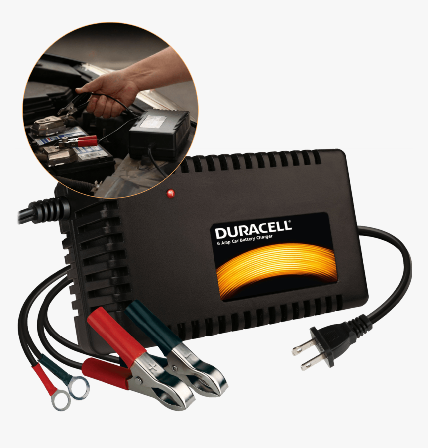 Battery Charger Duracell Hd Png Download Kindpng