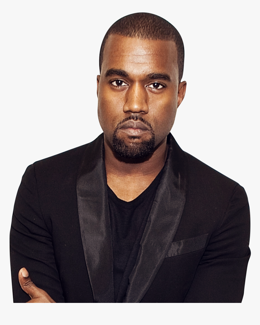 Kanye West Hairstyles - Kanye West No Background, HD Png Download, Free Download